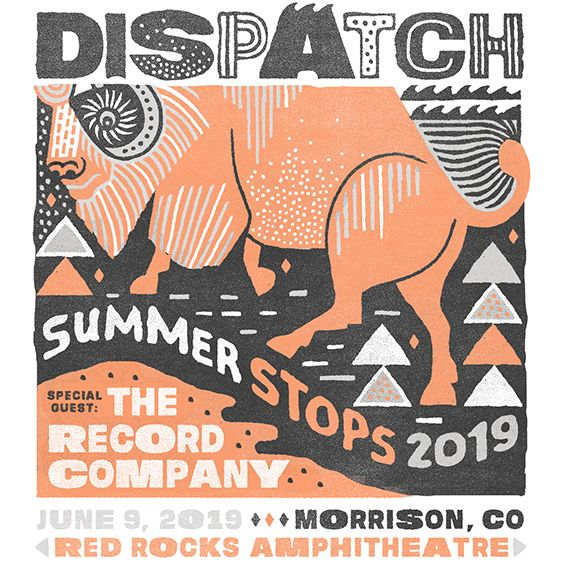 Image for Dispatch Summer Stops 2019
