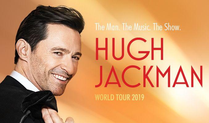 Hugh Jackman tickets at Prudential Center, Newark