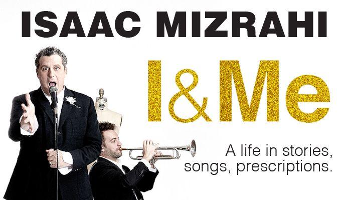 Isaac Mizrahi tickets at The Lodge at The Regency in San Francisco