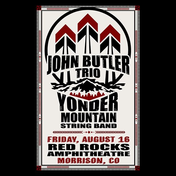 Thumbnail for John Butler Trio / Yonder Mountain String Band