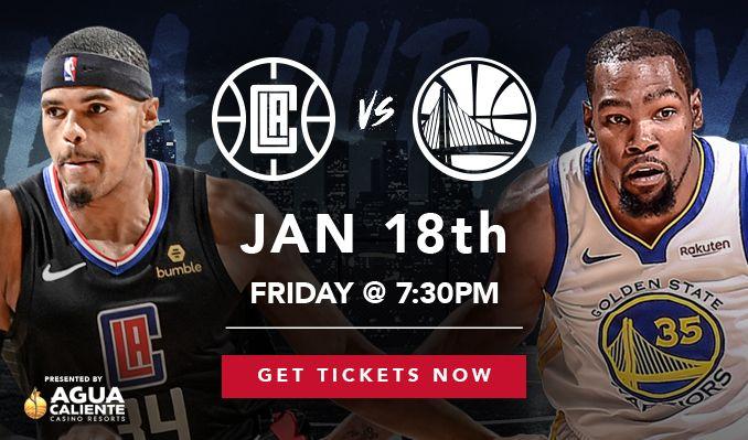 LA Clippers 2018-19 Season tickets