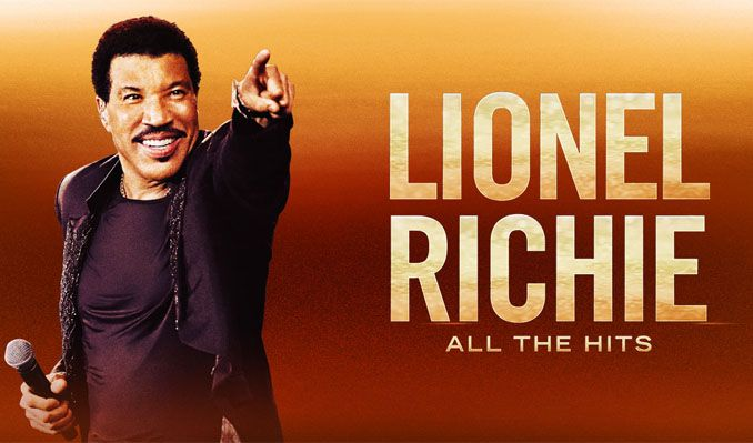 Lionel Richie tickets at Amway Center in Orlando