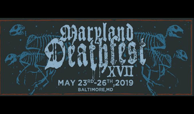 Maryland Deathfest XVII tickets at Rams Head Live!, Baltimore tickets at Rams Head Live!, Baltimore tickets at Rams Head Live!, Baltimore