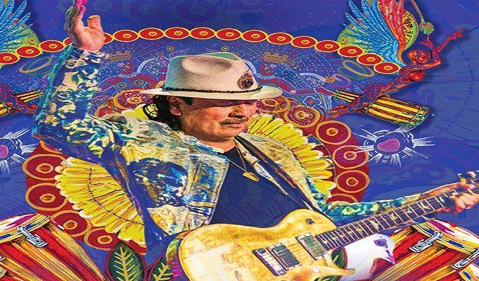 Santana : Supernatural Now tickets at Sprint Center in Kansas City