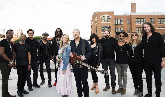 Tedeschi Trucks Band tickets at Brooklyn Academy Of Music - Howard Gilman Opera House in Brooklyn