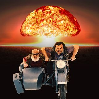 Tenacious D - EXTRA DATE ADDED