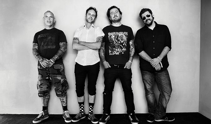The Bouncing Souls tickets at Royale, Boston