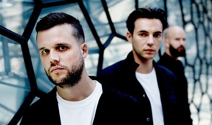 White Lies Tickets In Los Angeles At Fonda Theatre On Wed May 8