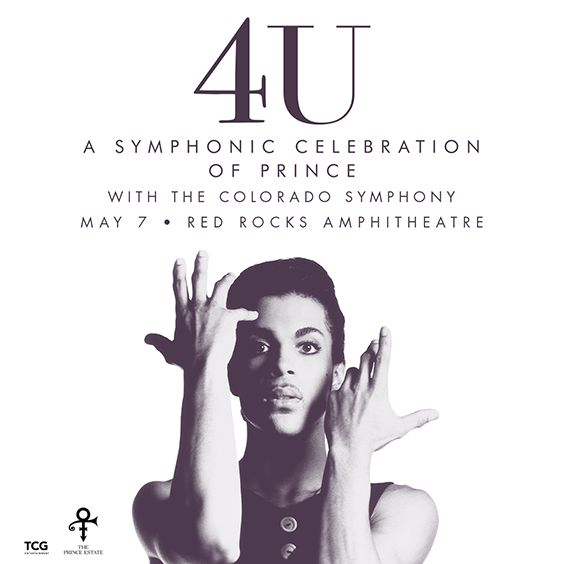 Thumbnail for 4U: A Symphonic Celebration of Prince with the Colorado Symphony