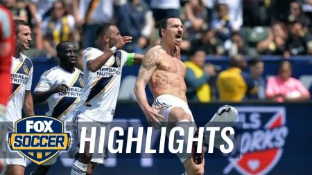 5 best moments for LA Galaxy in 2018