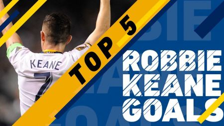 Robbie Keane's 5 best LA Galaxy career moments