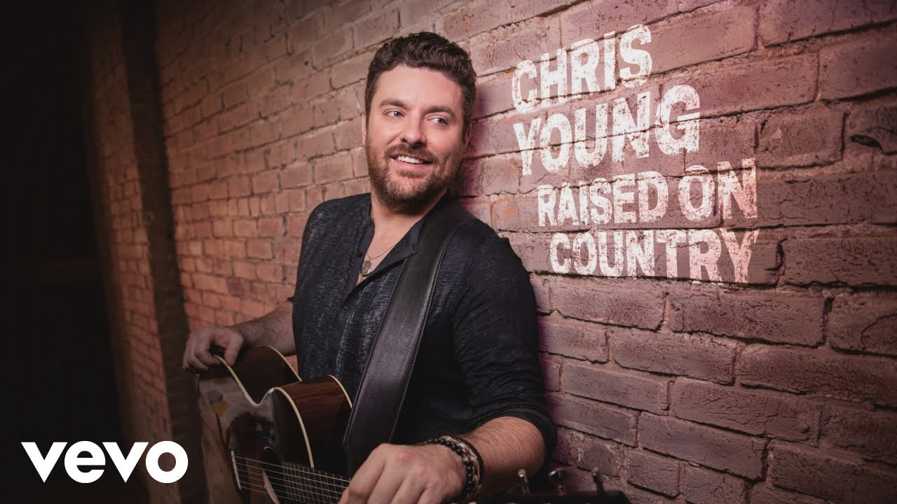 Chris Young tributes Haggard, Willie Nelson and other greats in new song 'Raised on Country'