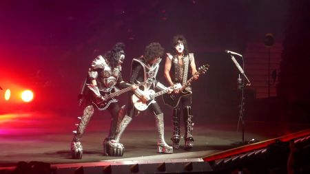 Watch: KISS plays 'Detroit Rock City' at North American tour opener in Vancouver, British Columbia