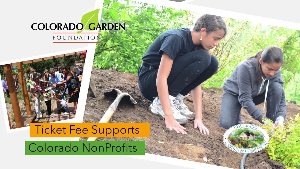 2019 Colorado Garden & Home Show guide and event information