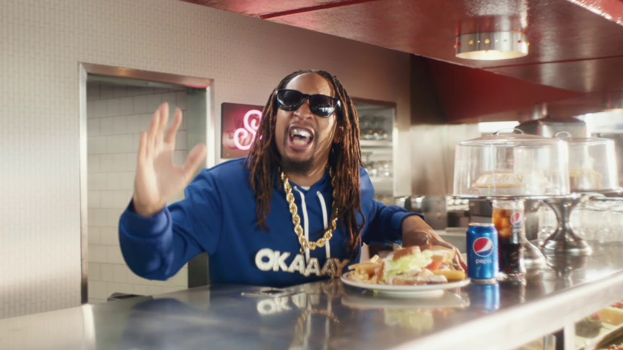 Watch: Cardi B and Lil John give Pepsi stamp of approval in Super Bowl 2019 commercial