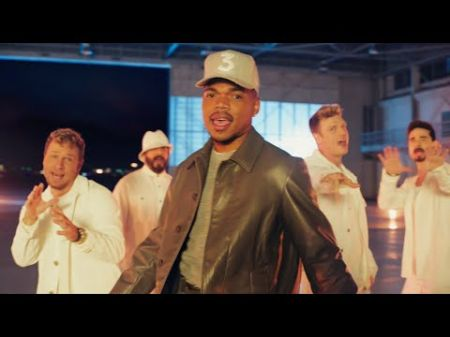 Watch: Chance The Rapper and Backstreet Boys team up in epic Doritos Super Bowl 2019 ad