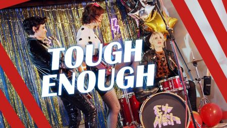 Watch: Ex Hex shares video for latest single, 'Tough Enough,' adds international dates to 2019 tour