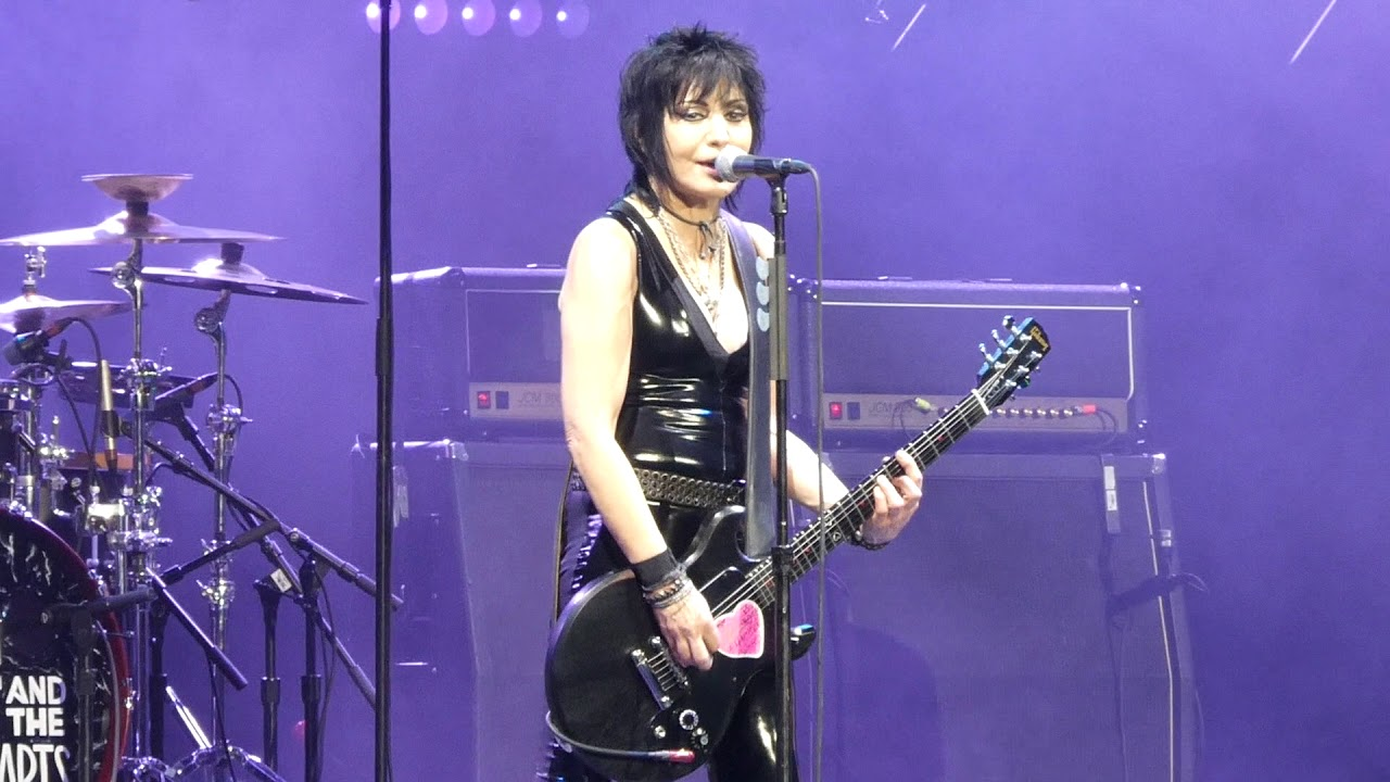 Joan Jett and The Blackhearts announces spring 2019 performance at Golden Nugget Lake Charles