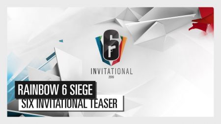 Six Invitational 2019's prize pool is highest in the history of Rainbow Six Siege