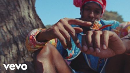 Watch: A$AP Rocky shares video for 'Testing' track 'Kids Turned Out Fine'