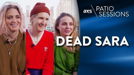 AXS Patio Sessions: Dead Sara on moving to a major label and being 'Unamerican'