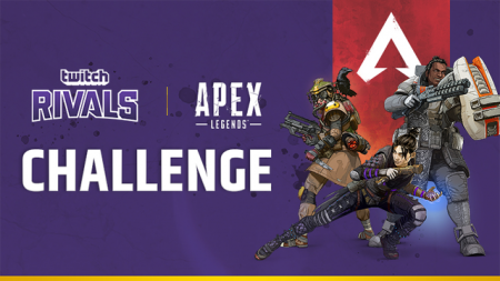 Twitch teams up with Respawn Entertainment to host $200,000 Apex Legends tournament