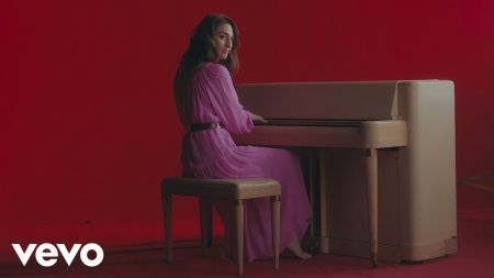 Watch: Sara Bareilles releases music video for 'Armor'
