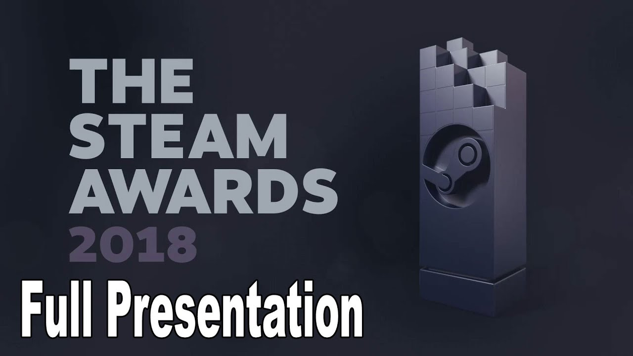 Complete list of the 2018 Steam Awards winners