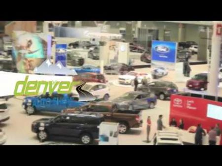 Denver Auto Show 2019 guide and event information
