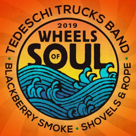 Tedeschi Truck Band Tour Logo