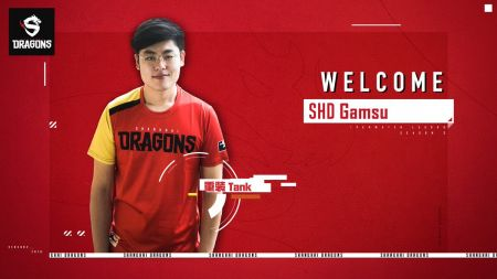 Shanghai Dragons sign last-minute addition to 2019 Overwatch League roster