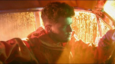 Bazzi goes after the girl in '3:15' music video