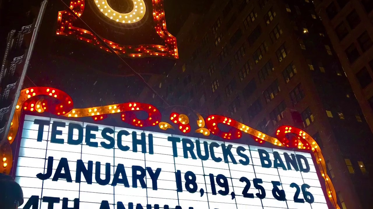 Watch: Tedeschi Trucks Band cover Allman Brothers Band classic 'Dreams'