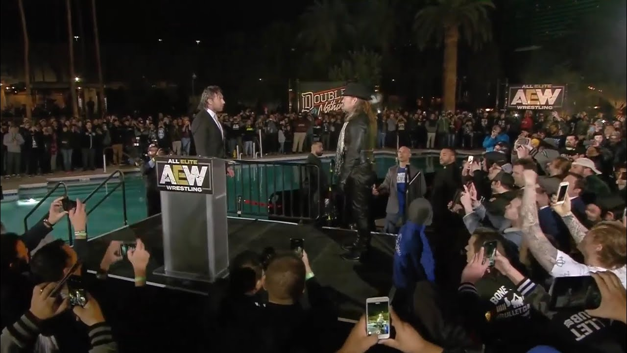 What to expect at AEW Double or Nothing at MGM Grand Garden Arena