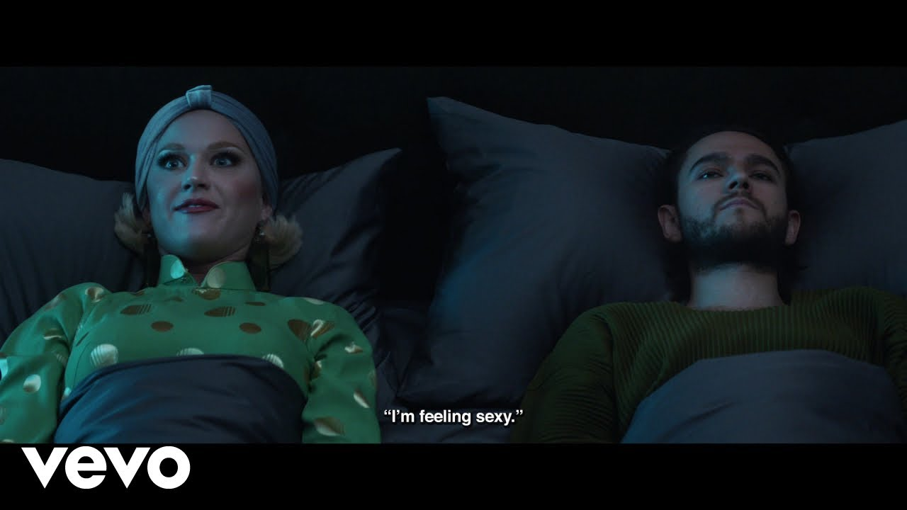 Zedd and Katy Perry's robot romance comes to life in '365' music video