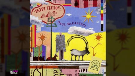 Paul McCartney reveals details on expanded edition of 'Egypt Station'