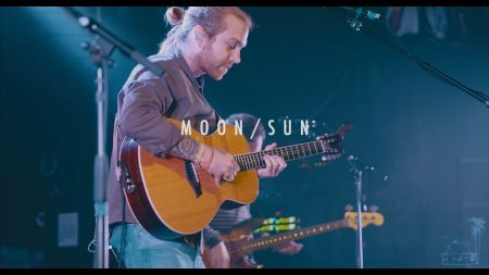 AXS Exclusive: Trevor Hall reveals brand new live performance music video for 'MOON / SUN'