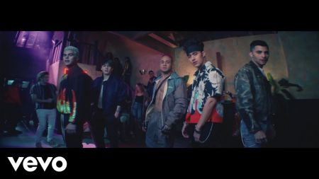 CNCO throws hotel after-party in 'Pretend' music video