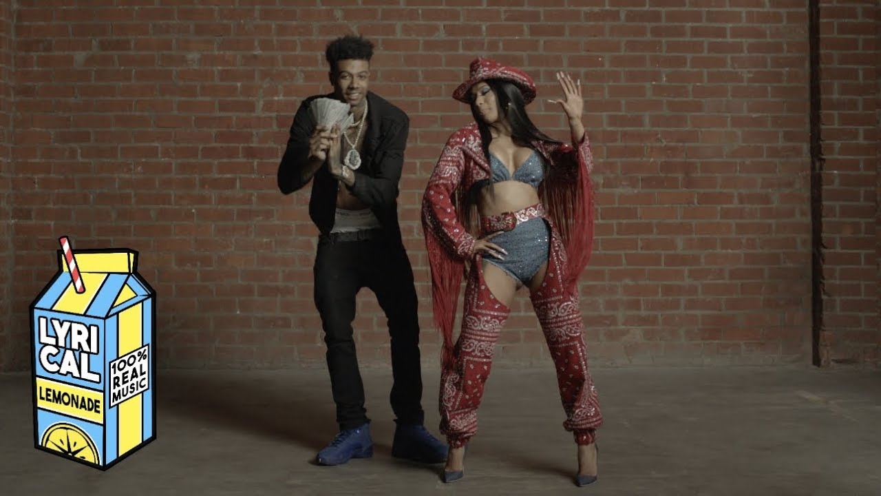 Watch: Blueface shares remix and video for 'Thotiana' featuring Cardi B