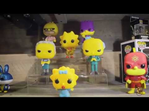 Watch: Funko unveils BTS and KISS Pop! collectible figures at Toy Fair New York 2019