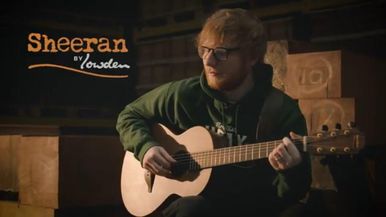 Ed Sheeran celebrates his birthday with hilarious 'Divide' blazing birthday cake photo