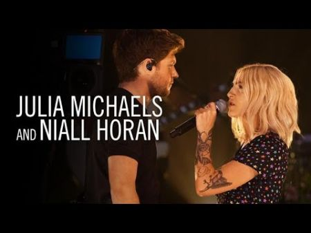 Julia Michaels & Niall Horan premiere 'What a Time' live on 'Late Late Show'