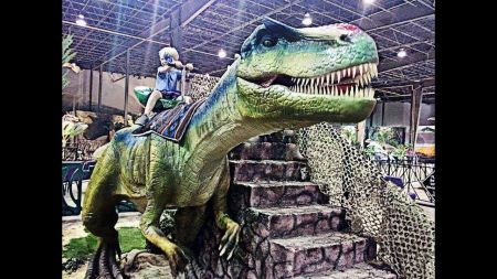 Jurassic Quest to bring prehistoric fun to Colorado Convention Center in 2019