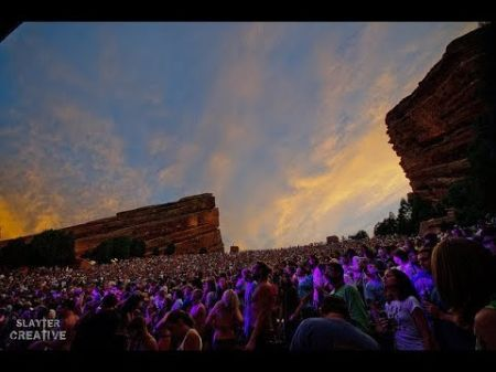 The String Cheese Incident returns to Red Rocks for 2019 three night event