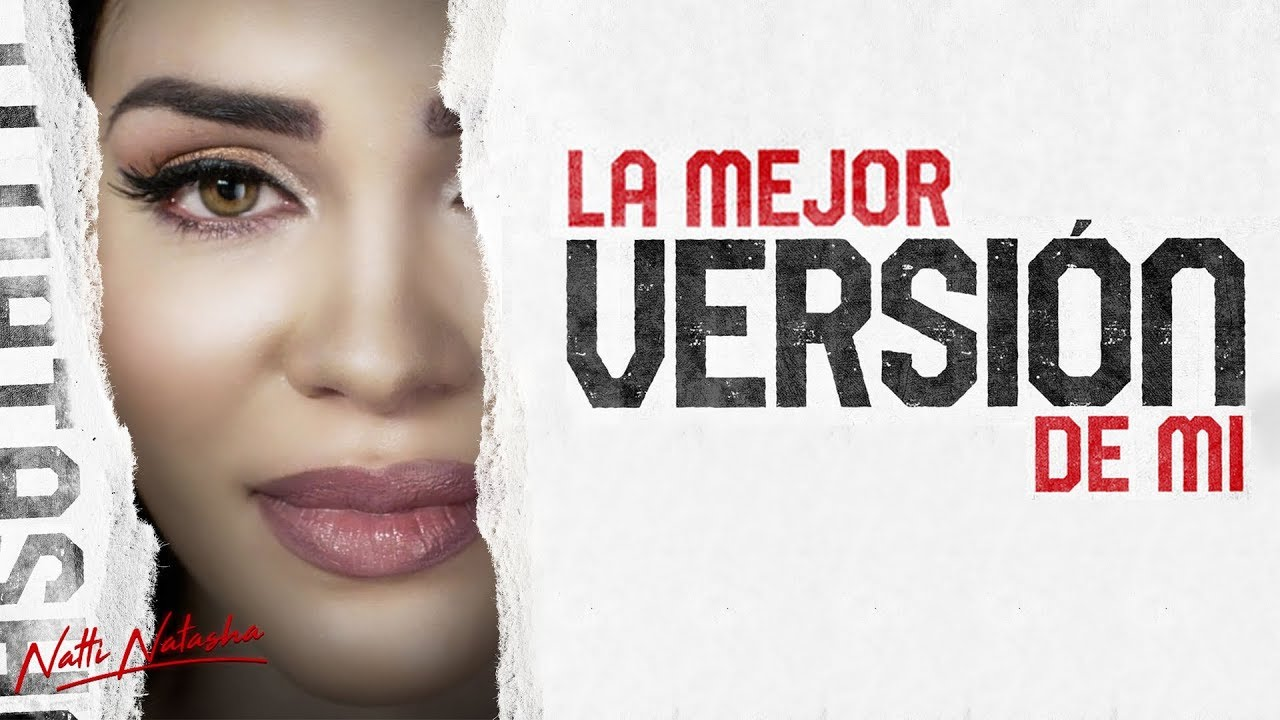 Natti Natasha gets emotional in 'La Mejor Versión de Mí' music video