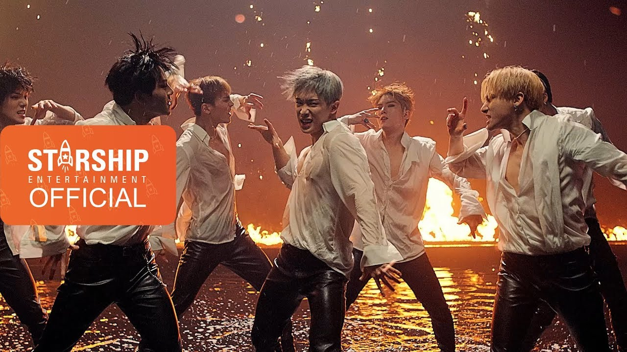 Monsta X makes history (again) as first K-pop group to