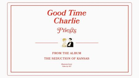 Listen: Priests share new single from upcoming album 'The Seduction of Kansas'