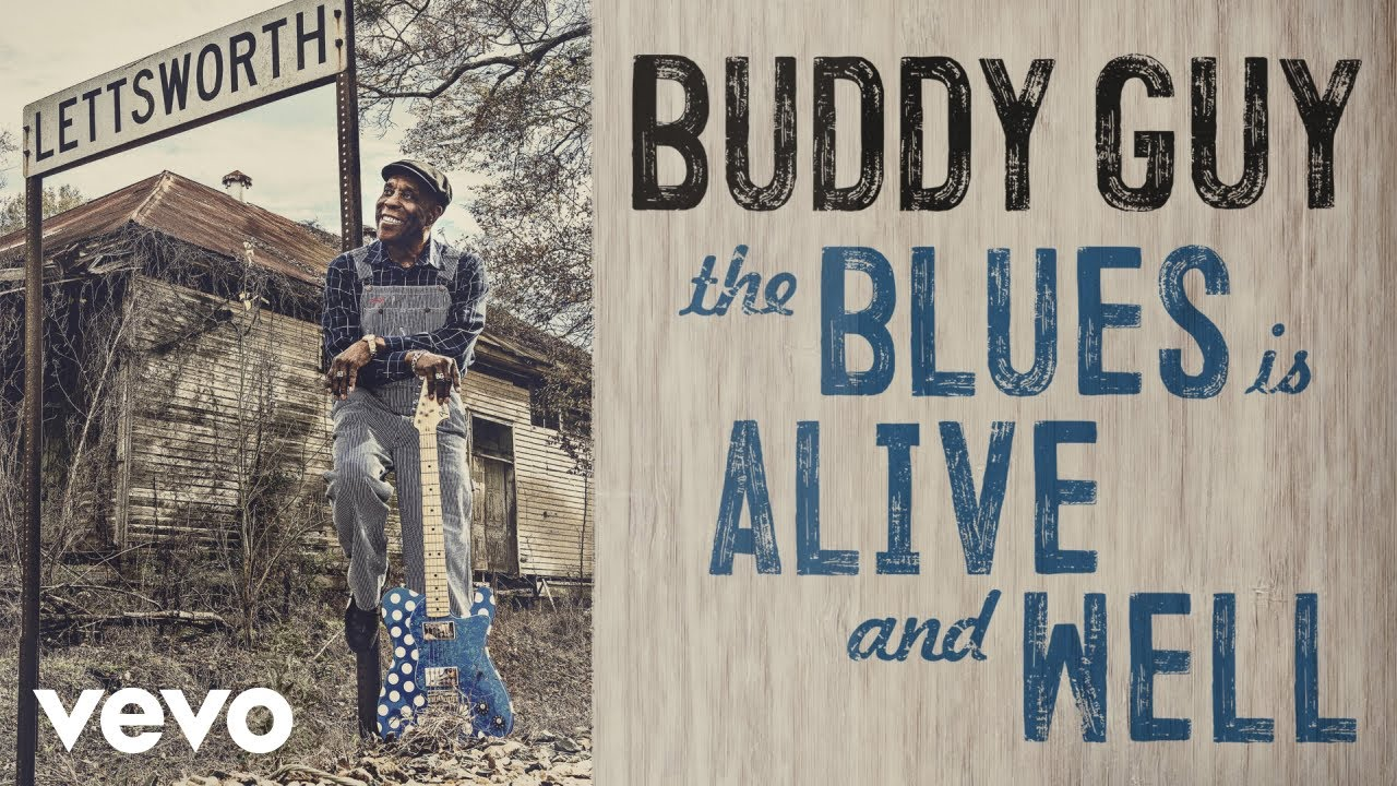 Buddy Guy announces 2019 performances