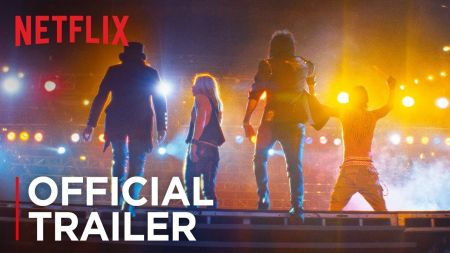 Watch: Trailer released for Netflix's Mötley Crüe movie 'The Dirt'
