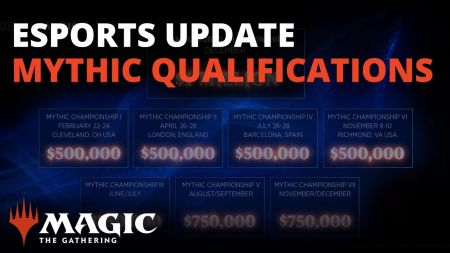 Magic: The Gathering details plans for eSports tournaments in 2019